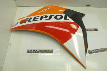 HONDA CBR125 RSF  LEFT SIDE MAIN FAIRING #9 (CON-B)